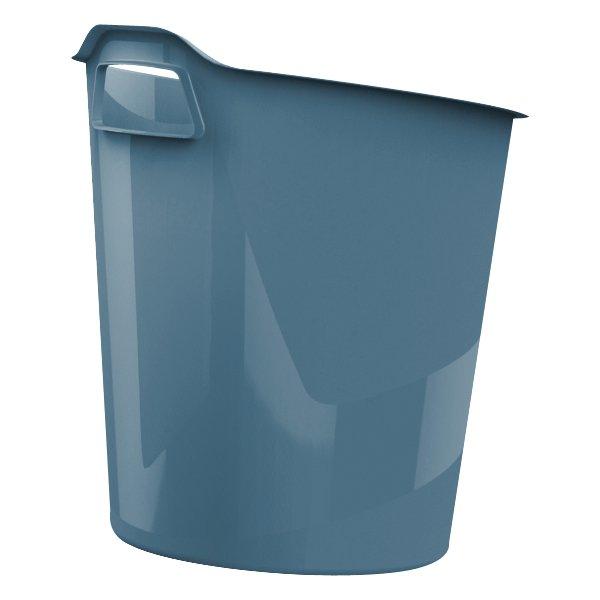 Cestino green2desk fellowes blu carta da zucchero 30x30x36 7 cm 0009201 - Bagno carta da zucchero ...