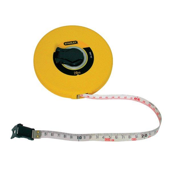 Rotella metrica 20 metri Koh-i-noor - 20 m - M34296 - Stanley