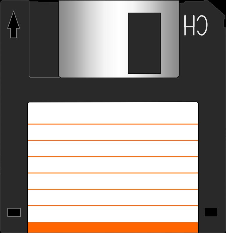 "Floppy Disk 3.5"" - 1.44MB - Quickcopy - conf.10pz - Executive"