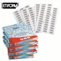 Etichette Adesive 40 x 16 - Etiform