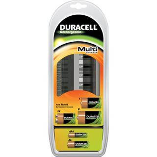 Caricatore universale o rapido Duracell - Universale - AA/AAA/C/D/9V - 6/8 ore - CEF 22 - Duracell