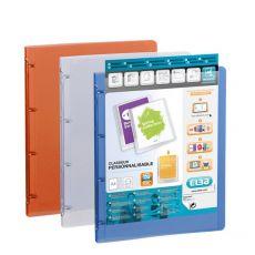 Raccoglitore personalizzabile Polyvision Elba - trasparente - 100201432 - Elba