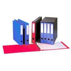 Portatabulati Storing Uni King Mec - senza custodia - 5 cm - blu - 00039004 - King Mec