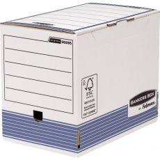 Contenitore archivio A4 dorso 20 cm R-Kive Prima Fellowes - 20,6x32,7x26,5 cm - 0028501 - Fellowes