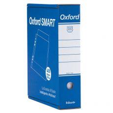 Busta a perforazione universale Esselte - Office goffrata antiriflesso- 4 pack x100 - 391098100 - Esselte