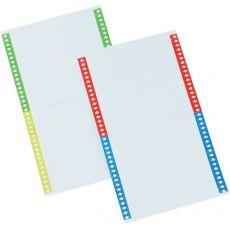 Cartoncini per cartelle sospese Bertesi - per armadio - 031 -10 (conf.10) - Bertesi