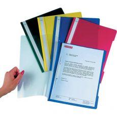 Cartellina ad aghi in PVC Esselte - blu - 41910035 - Esselte