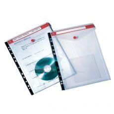 Busta rubricabile Click 'n File Jumbo Tecnostyl - AR23 (conf.5) - Tecnostyl