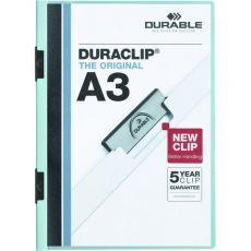 Cartellina Duraclip A3 Durable - 2218-06 - Durable