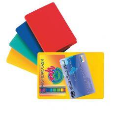 Buste porta carte di credito Sei Rota - assortiti - 2 tasche - 48421290 (conf.5) - Sei Rota