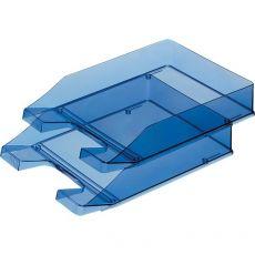 Portacorrispondenza HAN - trasparente blu - 1026.26 (conf.6) - HAN