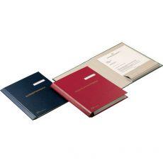 Cartella Corrispondenza e cartelle Evidenze Fraschini - blu - 603 - Fraschini