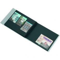 Tasca adesiva angolare Durable - f.to 7,5 cm - 8281-19 (conf.100) - Durable
