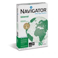 Carta Universal Navigator - A3 - 80 g/mq - 110 µm - 0484UN (conf.5) - Navigator