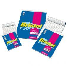 Blocchi punto metallico BRISTOL Blasetti - A4 - 5 mm - 60 ff - 1034 (conf.10) - Blasetti