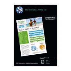 Carta fotografica HP Professional 69400 - inkjet - opaca - 120 g - A4 - Q6593A (conf.200) - Hewlett Packard