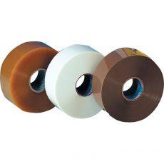 Nastro adesivo Bonus Tape Syrom - svolgimento rumoroso - 50 mm x 200 m - trasparente - 8540 - Syrom