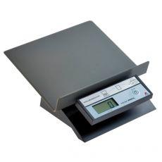 Pesalettere verticale obliquo Alba - nero - 22x10,5x24 cm - 5 kg - 2 g - PREPRO5 - Alba