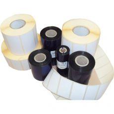 KIT etichette-ribbon Etiform - 100x74 - 3936 - 1'' - K100x074x150R4 (conf.1 ribbon; 3936 etic.) - Etiform