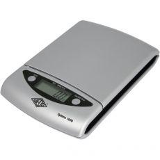 Bilancia Optimo 1000 Wedo - 20,5x13,3x3,4 cm - portata 1 kg - scala 0,5 g - V200005 - Wedo