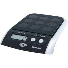 Bilancia Optimo 5000 Wedo - 23x15x4 cm - portata 5 kg - scala 1 g - V200055 - Wedo