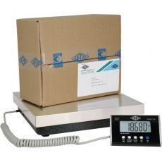 Bilancia Paket 50 Wedo - 30,5x31x6 cm - portata 50 kg - scala 20 g - V220050 - Wedo