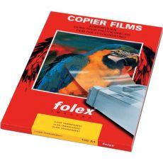 Film adesivo Folex - trasparente -A4 - 26230.050.44000 (conf.100) - Folex