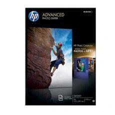 Carta fotografica HP Advanced Hewlett Packard - lucida - A4 - 250 g/mg - Q5456A (conf.25) - HP