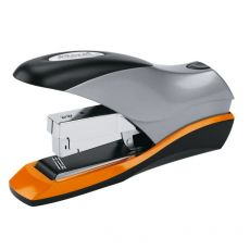 Cucitrice Optima 70 a punto piatto Rexel - nero/arancio/argento - 2102359 - Rexel