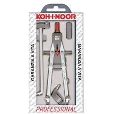 Compasso Balaustrone Koh-i-noor - L 170/300 mm - H91148N - Koh-i-noor