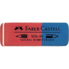 Gomma in caucciù 7070-40 Faber Castell - 187040 - Faber Castell
