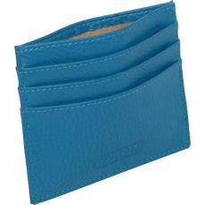 Custodia P/Cards Orna Iplast - 6 carte di credito - turchese 1038EXE4000 - Orna