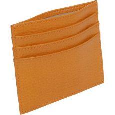 Custodia P/Cards Orna Iplast - 6 carte di credito - arancio 1038EXE5300 - Orna
