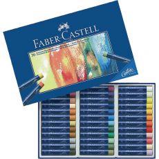 Oil Pastel Creative Studio Faber Castell - assortiti - 127036 (conf.36) - Faber Castell