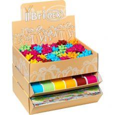 """""""Kit espositore Carta regalo"""" Brizzolari - 36x26x24 cm - primavera - SP9806-99 - Brizzolari"""