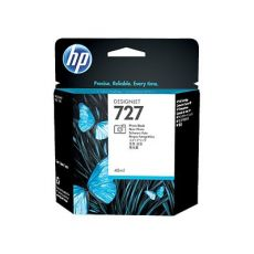 Originale HP B3P17A Cartuccia 727  ml. 40 nero foto - HP