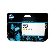 Originale HP B3P21A Cartuccia A.R. 727 ml. 130 giallo - HP