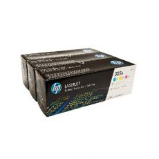 conf.3 HP toner Tricolore CF370AM - HP