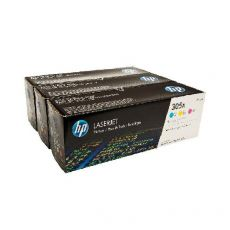 conf.3 HP toner Tricolore CF372AM - HP
