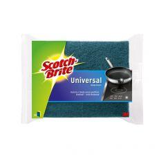 Spugna per stoviglie Scotch-Brite® antigraffio - gialla/blu - 130x75x40 mm - 56573/50525 (conf.2) - Scotch-Brite