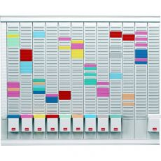 Professional Planner con schede a T Nobo - 66x80 cm - 32938864 - Nobo