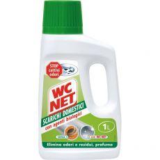 Detergente per scarichi domestici Wc Net - 1 l - M77636-M74402 - Wc Net