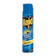 Insetticida Raid - 400 ml - 628946/665277 - Raid