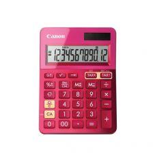 Calcolatrice Ls-123K Canon - Rosa - 9490B003 - Canon