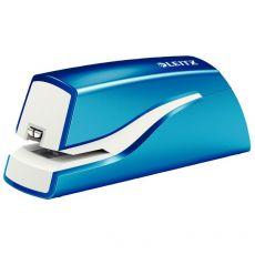 Cucitrice elettrica WOW Leitz - azzurro - 55661036 - Leitz