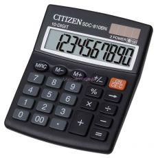 Calcolatrice SDC-810BN Citizen - nero - SDC-810BN - Citizen