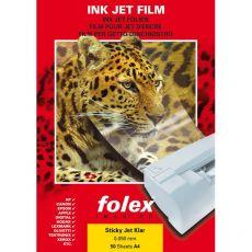 conf. 50 Film adesivo inkjet trasparen Folex 2939C.050.44100 - Folex