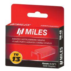 conf. 1000 Punti TR 13 mm. 8 Miles 6014 - Miles