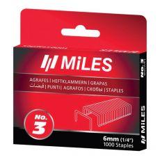 conf. 1000 Punti N.3 mm.14 Miles 6022 - Miles