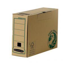 Contenitore Archivio Legal Dorso 10 cm Per Bankers Box Earth Series Fellowes - 4471801 (Conf.20) - Fellowes
